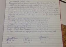 Personalidad Jurídica Consejo Nacional de Estudiantes de Contador Público y /o Auditor de Chile