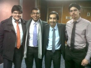 congreso de estudiantes de Auditoria en Universidad de Santiago de Chile