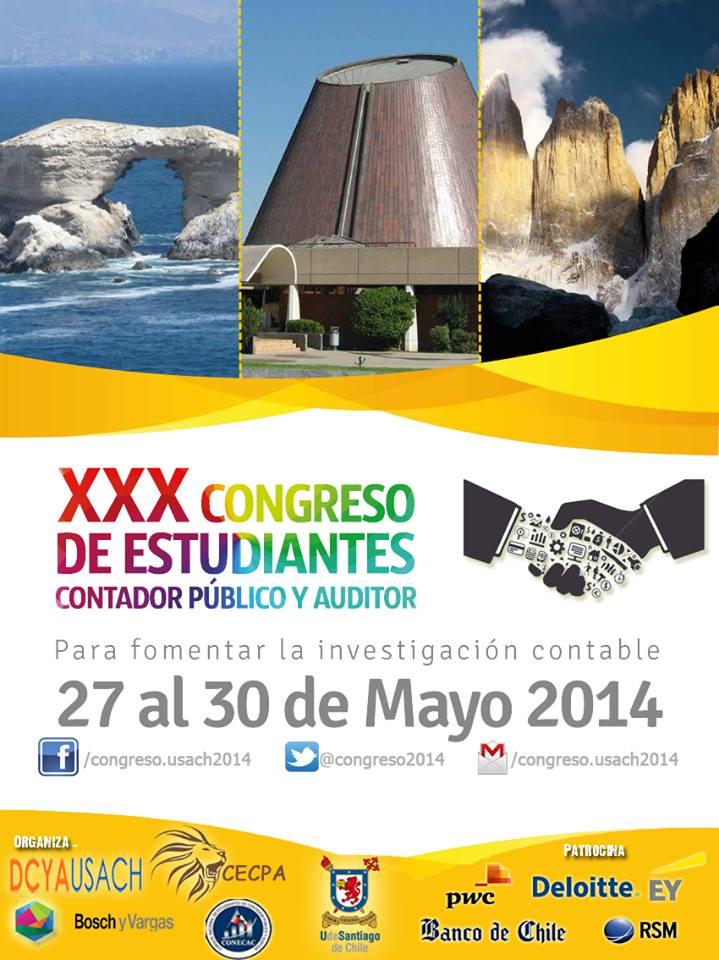 Organizado por la Universidad Santiago de Chile