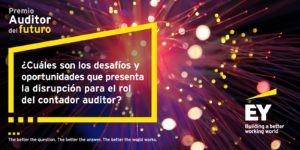 UTEM, CONECAC y EY te invitan a ser parte del premio ''Auditor del Futuro 2018''