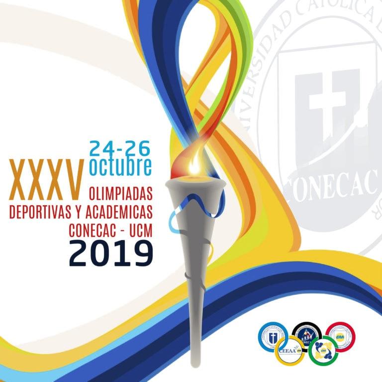 Olimpiadas Conecac